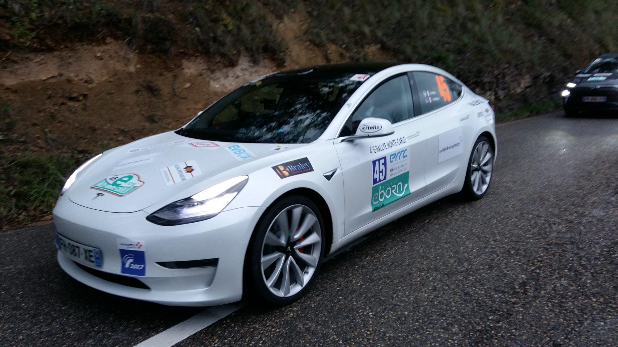 Eborn, pour la deuxième année consécutive, est partenaire de l'Automobile Club de Monaco pour le eRallye Monte-Carlo 2019 !