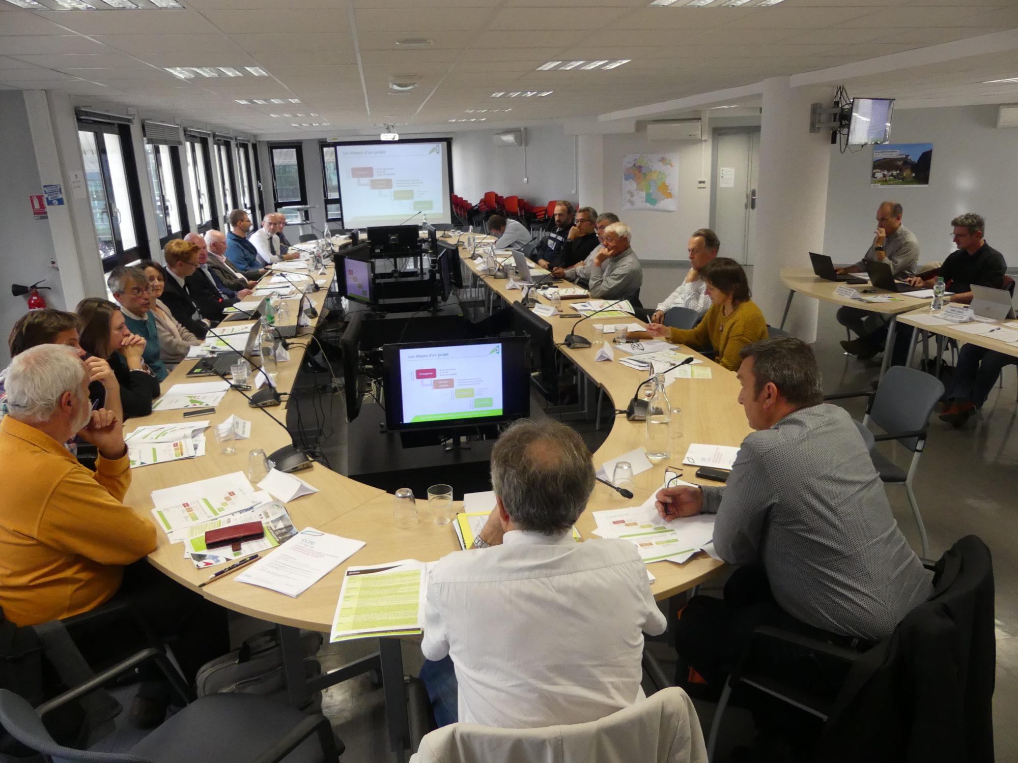 Retour sur la Commission Consultative Paritaire pour l'Energie