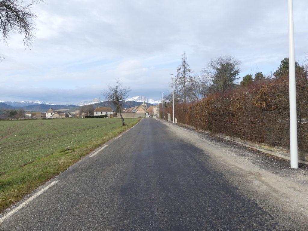 Route de la Pierre du Dime