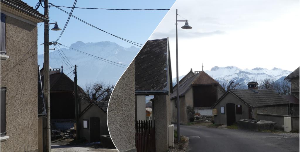 Le Percy Isère