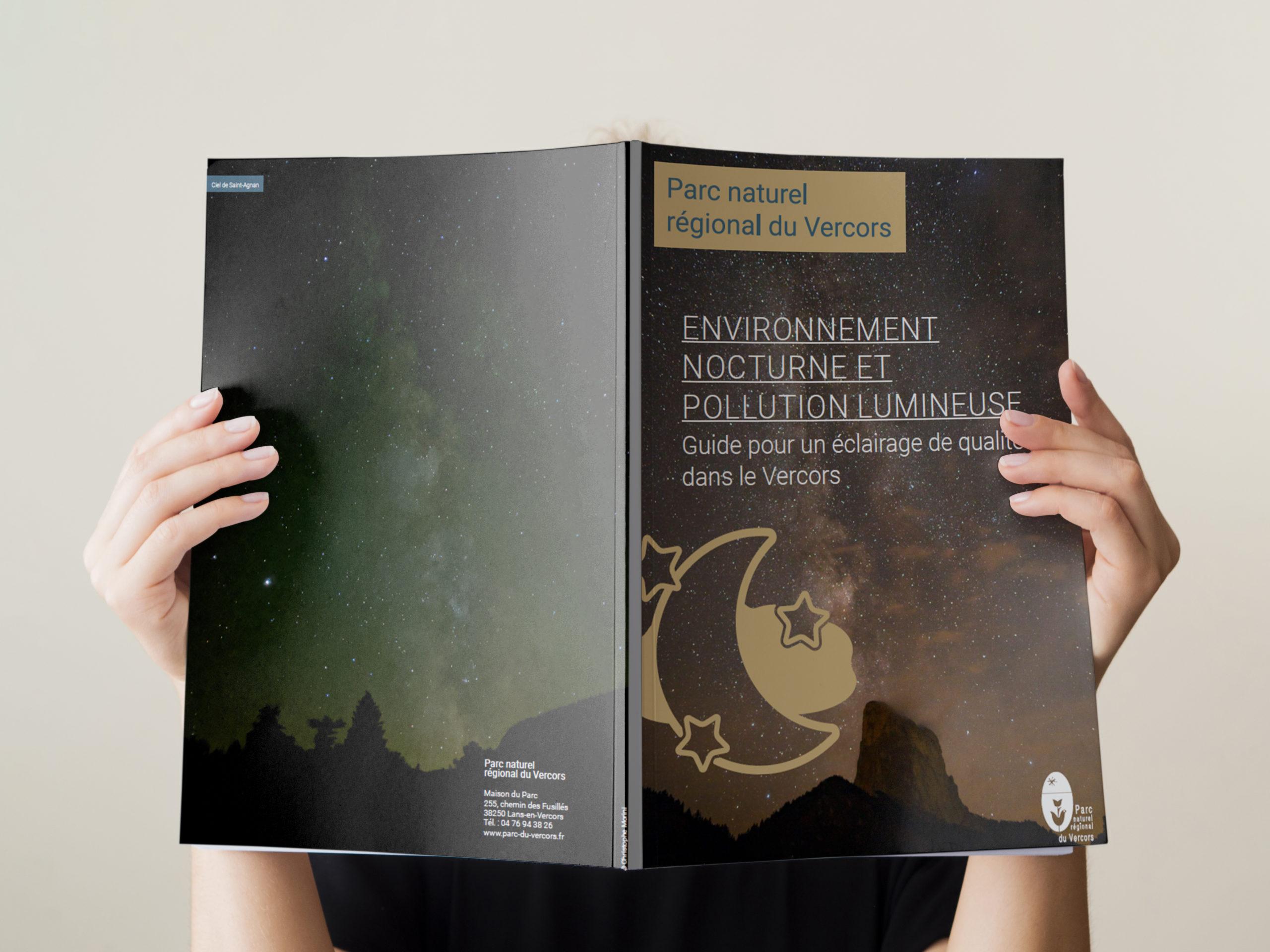 Environnement nocturne et pollution lumineuse : Guide pour un éclairage de qualité dans le Vercors