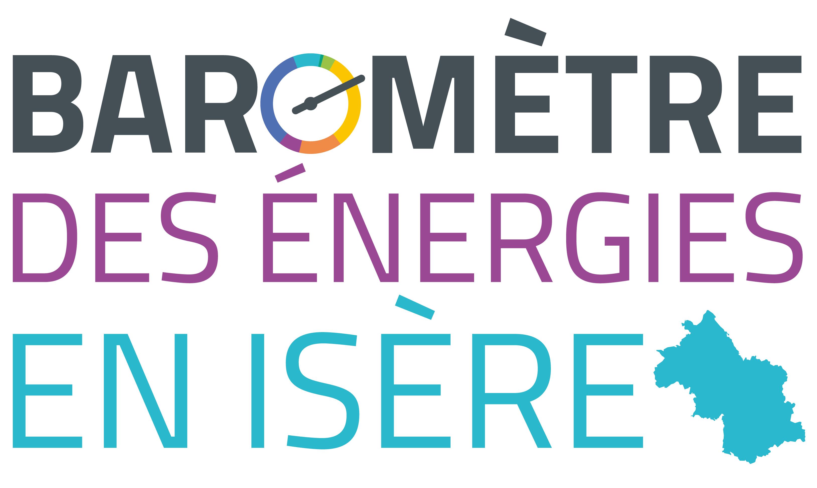 Baromètre des énergies en Isère